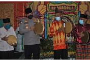 Kapolresta Pekanbaru Hadiri Pembukaan MTQ Tingkat Kelurahan Cinta Raja