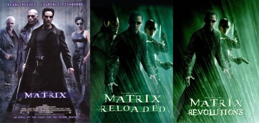 Download The Matrix Trilogy Trailer
