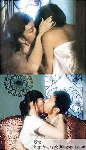 高鈞賢在《仁心解碼II》演天兄玩弄感情,與梁麗瑩激吻,又露點與周寶霖演牀上戲。