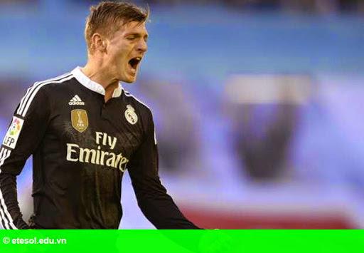 Hình 1: Tin vui cho Real, Kroos vẫn có thể ra sân trận gặp Juventus