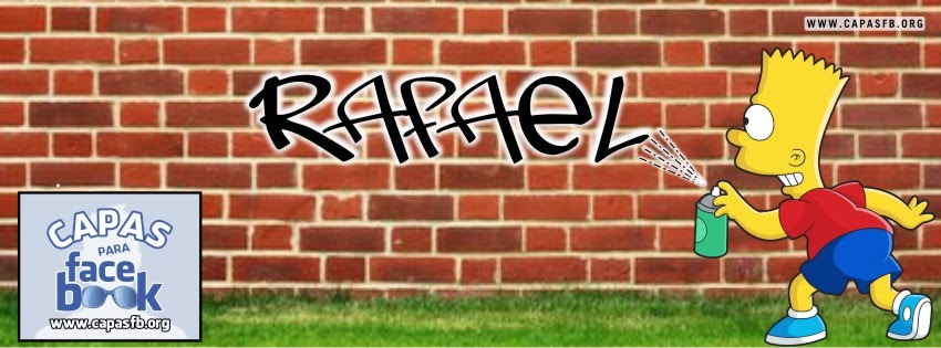 Capas para Facebook Rafael