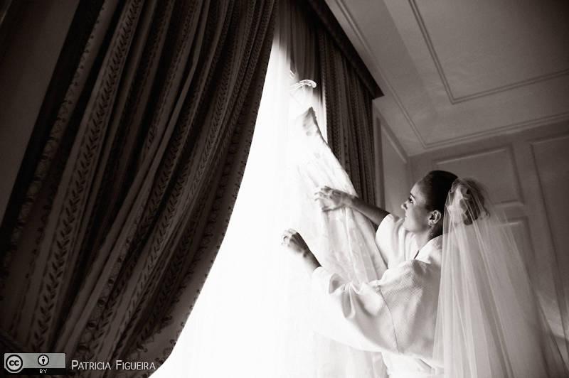 Foto de casamento 0247pb de Julia e Rafael. Marcações: 28/11/2009, Casamento Julia e Rafael, Rio de Janeiro.