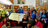 13-11-16 Marcha El Toboso - Camino de Levante-Sureste