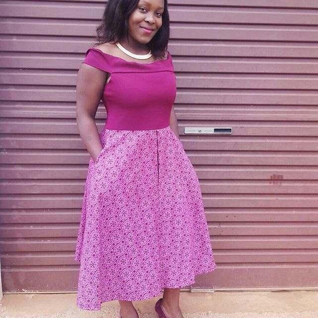 #shweshwe #dresses #pic 2018