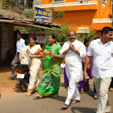 Election Campaign at Brahmavar 19-03-2014