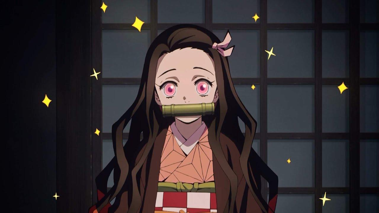 Nezuko   Cute Anime Moments - YouTube
