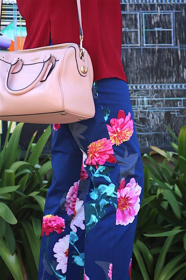 Floral Pants 4