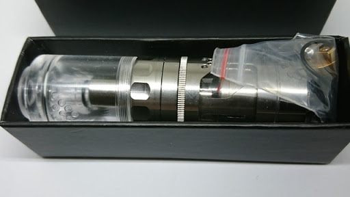 DSC 2907 thumb%255B2%255D - 【RTA】E-Phoenix「The Hurricane V2」ハリケーンV2 スイス製RTAレビュー!高コストだが最強のパフォーマンスを発揮するフレーバーチェイスRTAのゴール【電子タバコ/爆煙/オーセンティック】