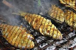 Cara Membakar Ikan Agar Lebih Enak