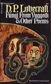 Cover of Howard Phillips Lovecraft's Book Fungi from Yuggoth
