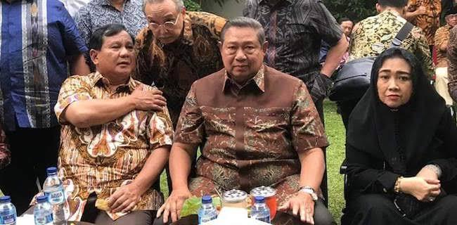 SBY Kenang Pertama Kali Kenal Rachmawati Soekarnoputri