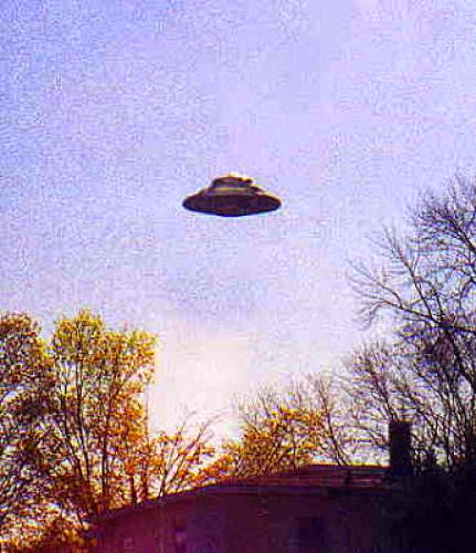 Ufos How Do They Get Here