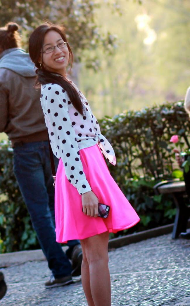shirt over dress outfit idea trend spring summer