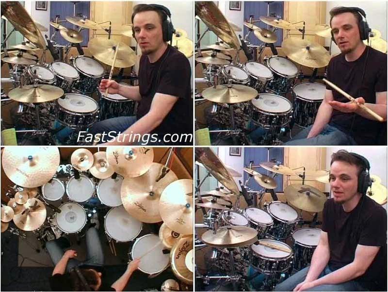 Gavin Harrison - Rhythmic Designs
