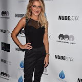 OIC - ENTSIMAGES.COM - Gemma Oaten at the NUDESTIX - launch party celebrating the launch of a new lip line from the cosmetic brand  in London  2nd June  2016 Photo Mobis Photos/OIC 0203 174 1069