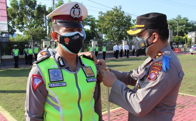 Siap-Siap para Pengendara Ranmor, Polisi Mulai Gelar Operasi Patuh Telabang 2021
