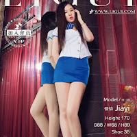 LiGui 2015.10.09 网络丽人 Model 佳怡 [29P] cover.jpg