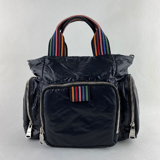 Sonia Rykiel Nylon Bag
