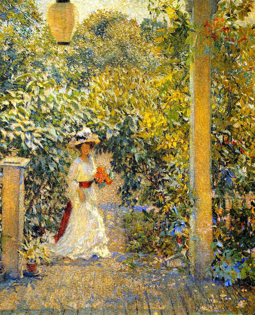 Philip Leslie Hale - A summer visitor