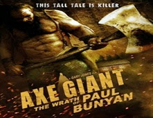 مشاهدة فيلم Axe Giant: The Wrath of Paul Bunyan