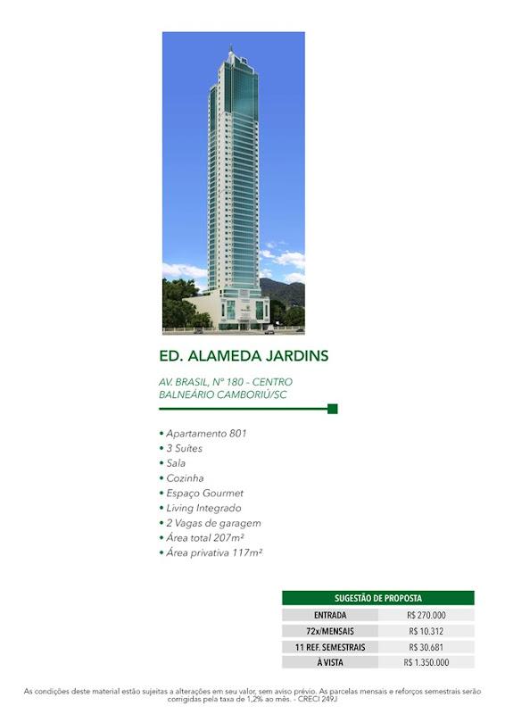 Ed. Alameda Jardins