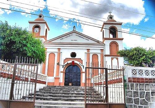 Santo Domingo, San Vicente, El Salvador