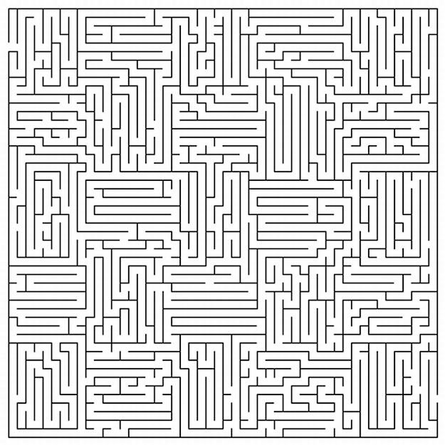 Plicated Coloring Pages For Adults  Very Difficult Mazes Coloring Pages  Free Printable Download  Coloring