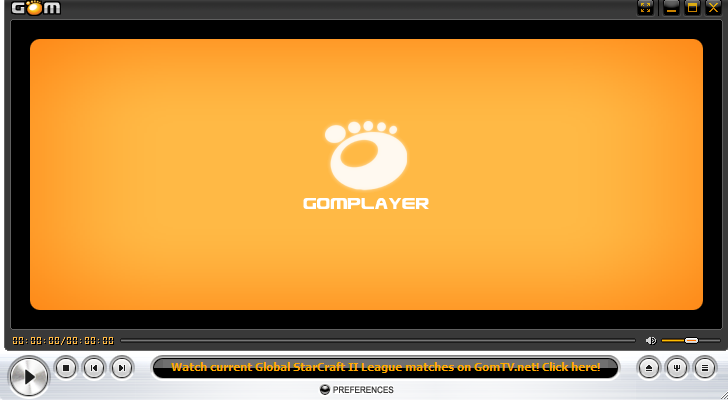 GOM Player 2.2.69 Build 5228