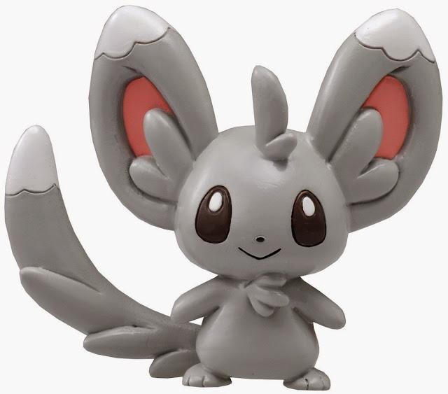 Hình ảnh mô hình Pokémon Chillamy