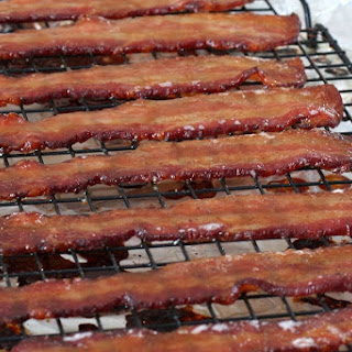 Maple and Brown Sugar Bacon.