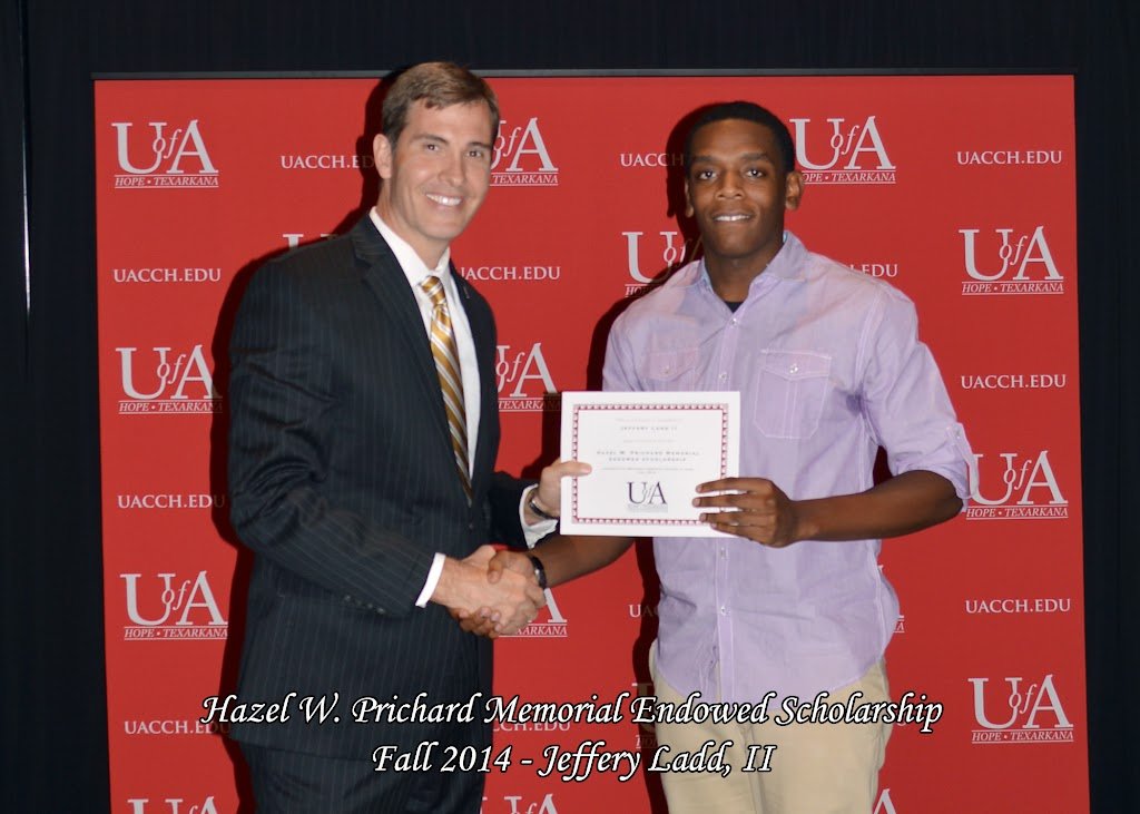 Scholarship Awards Ceremony Fall 2014 - Jeffery%2BLadd.jpg