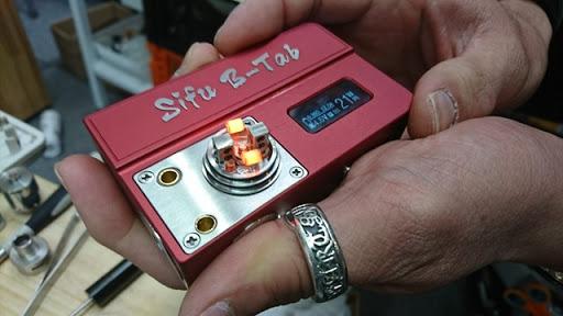 DSC 1744 thumb%25255B2%25255D - 【小物】Eleaf iStick Pico用の素敵豪華絢爛ピンクPico本革レザー(モノグラム風)をオーダーメイドで作ってもらった話&カレーうまいにゃ【OneCase】