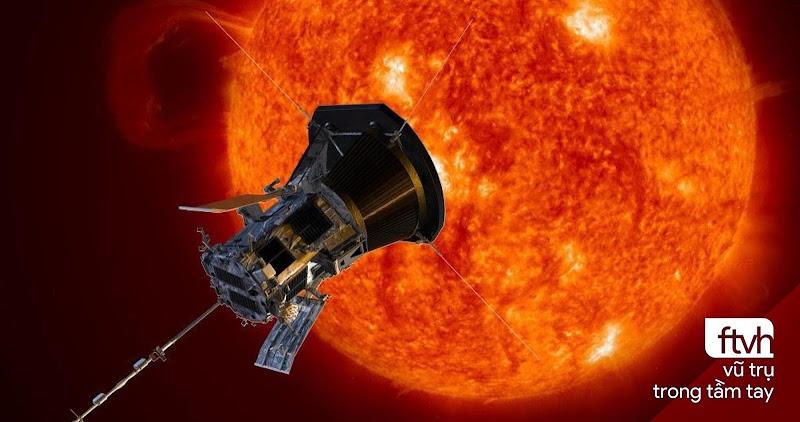 Gửi tên bạn đến Mặt Trời cùng Tàu thăm dò Parker