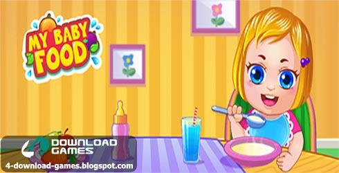لعبة غذاء طفلي لعبة الطبخ