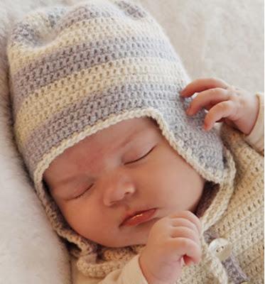 cd1e3b43d gorro tejido a crochet para bebe y niño gorro con orjera tejido a crochet