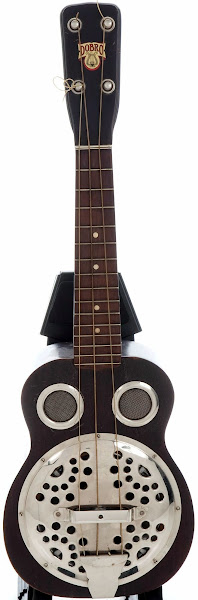 1930's Dubro Mahogany Resonator