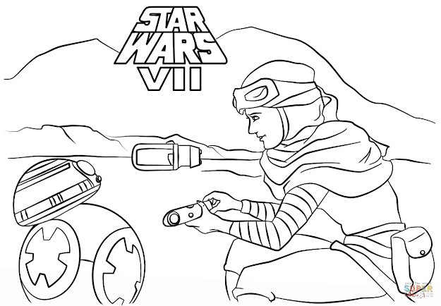 Click The Rey And Bb Coloring Pages
