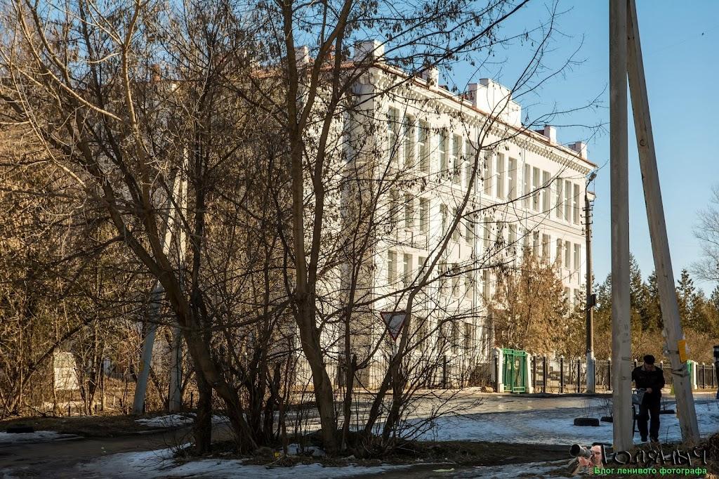 Ясногорск. Школа