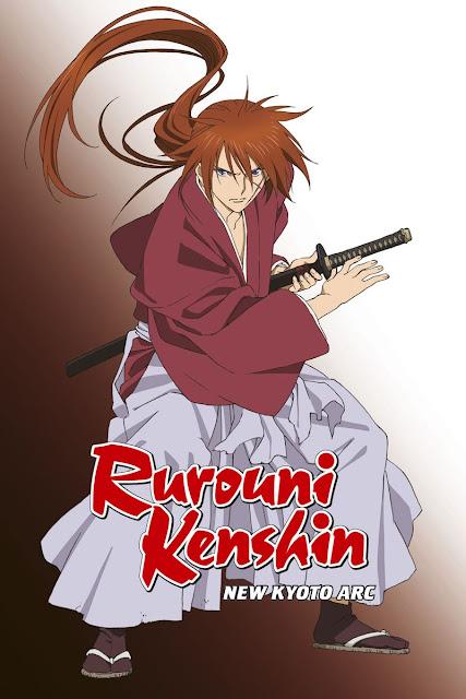 Rurouni Kenshin – New Kyoto Arc