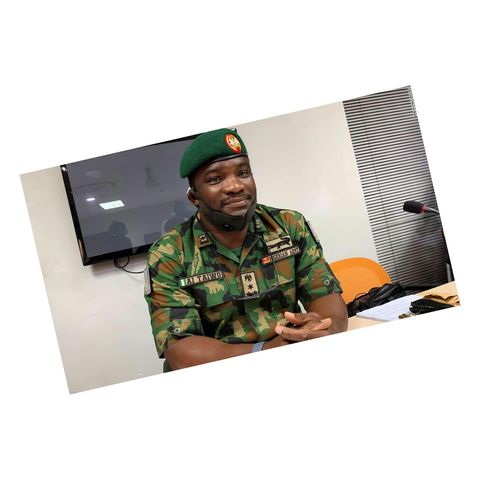 #EndSARS: We took live ammunitions to Lekki Tollgate but we didn't shot anyone with it — Army, nigerian army and endsars protest, cnn endsars protests, SD News Blog