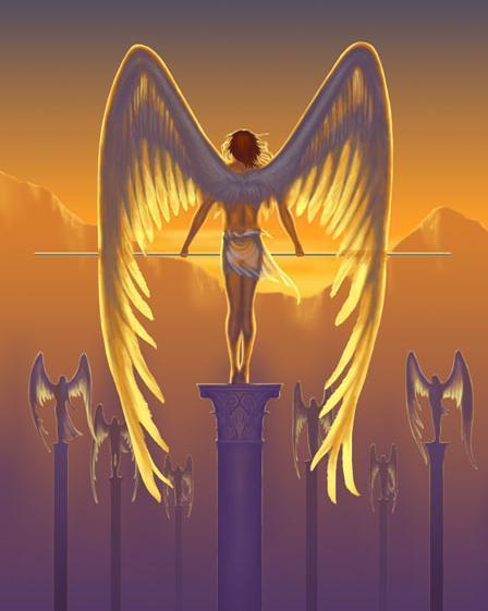 Dear Angel Being, Angels 5