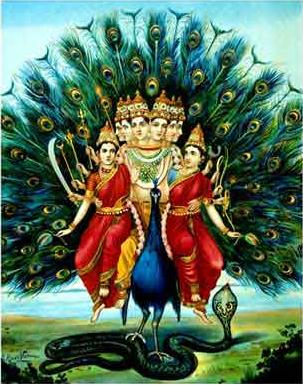 Murugan, Gods And Goddesses 6