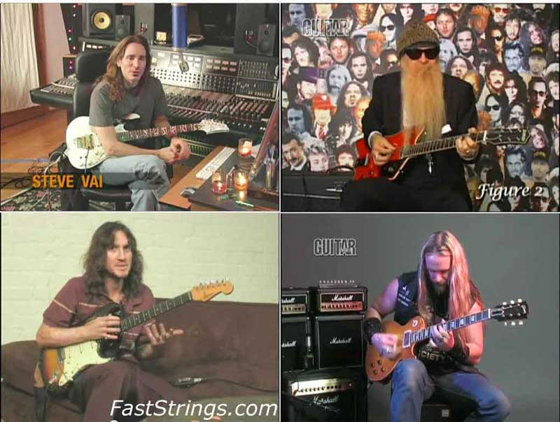 Guitar World - Guitar Heroes! The Very Best of Guitar World Video Lessons