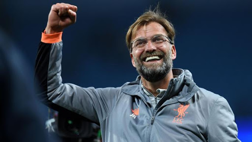 We were lucky, Jurgen Klopp says after beating AS Roma