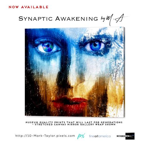 synaptic awakening art by Mark Taylor