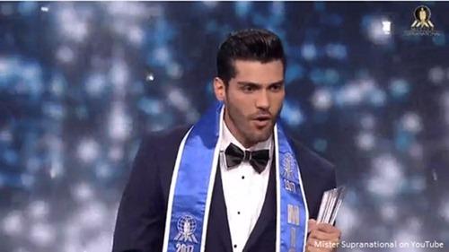 Gabriel Correa from Venezuela wins Mister Supranational 2017