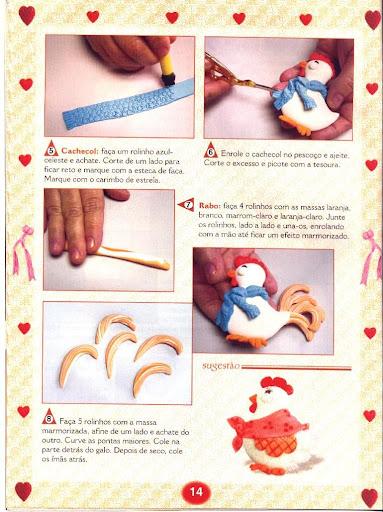 Aprenda e Faça: Imãs de Geladeira em Biscuit