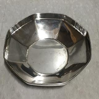 Tiffany & Co. 17.96 oz Sterling Silver Octagon Bowl