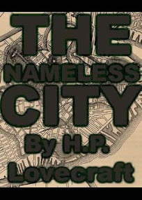 Cover of Howard Phillips Lovecraft's Book The Nameless City