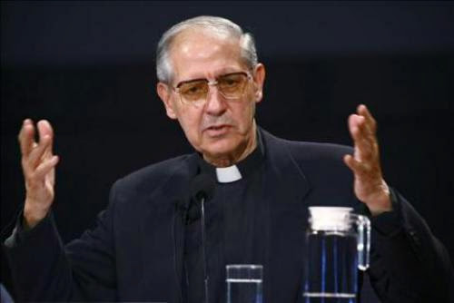 Jesuit General Adolfo Nicolas Black Pope Resigns